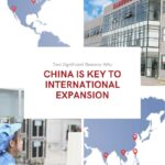 China is key to international expansion